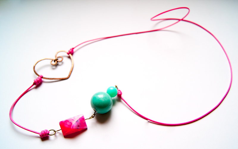 LoveinPink Necklace