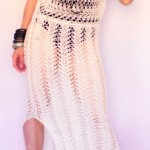 Summer handwoven dress